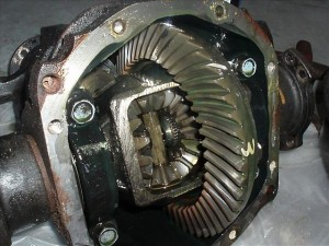 240sx open differential