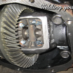 240sx welded differential