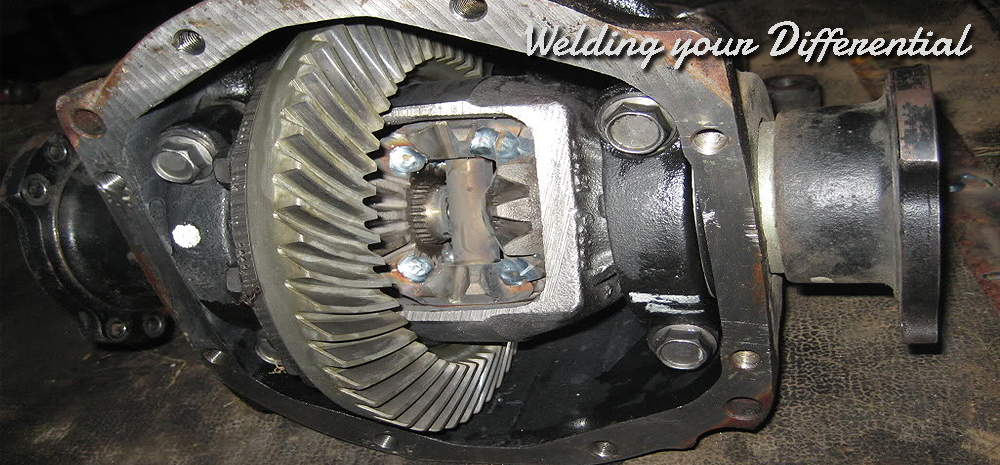 Welding Your Differential 240sx Tutorials Pictures